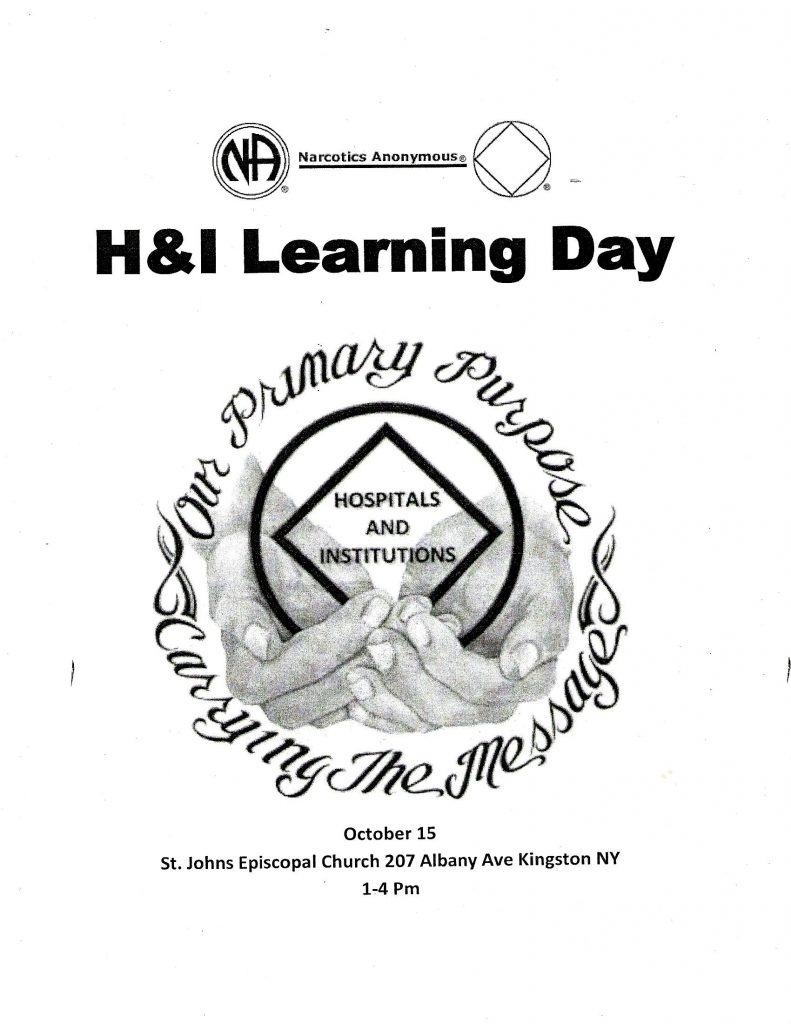 MRA // H&I Learning Day @ Kingston | New York | United States