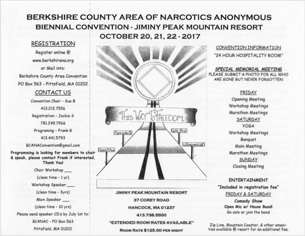 BCACNA @ Hancock | Massachusetts | United States