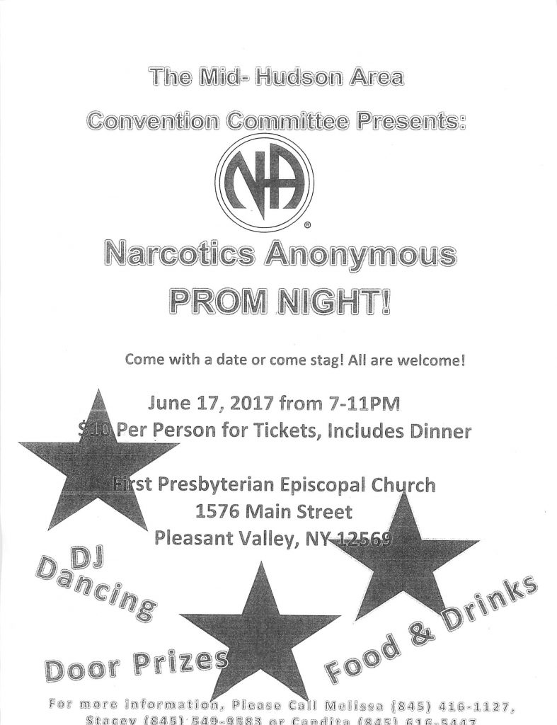 MHA Convention Committee Presents Prom Night @ Pleasant Valley | New York | United States